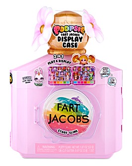 Poopsie Fart Jacobs 2-in-1 Play and Display Case