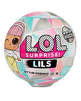 LOL Surprise Lil Sisters & Lil Pets Asst