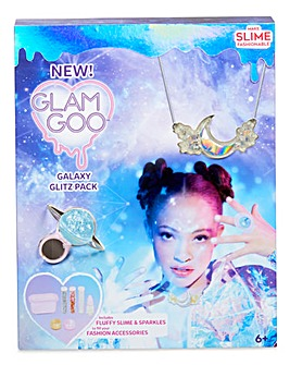 Glam Goo Theme Pack - Galaxy Glitz Pack