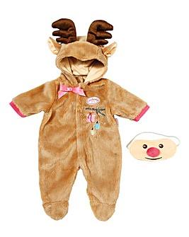 Baby Annabell Deluxe Set Reindeer 43cm