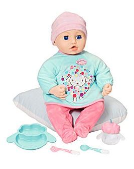 Baby Annabell Lunch Time Set