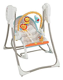 Fisher-Price 3 in 1 Swing n Rocker