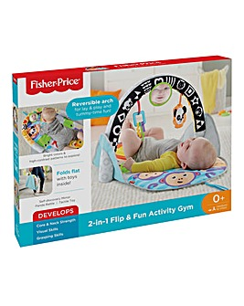 Fisher-Price Fold & Go Portable Gym