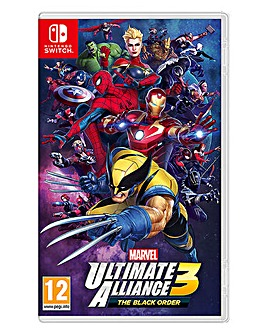 Marvel Alliance 3: Black Order - Switch
