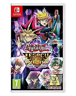 Yu-Gi-Oh! Legacy of the Duelist - Switch