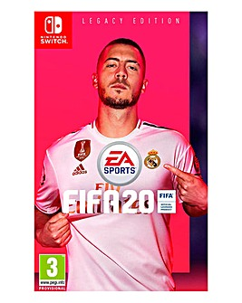 FIFA 20: Legacy Edition - Switch