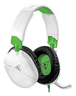 Turtle Beach 70X White Headset
