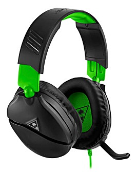 Turtle Beach 70X Black Headset