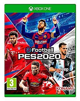 E Football PES 2020 - Xbox One
