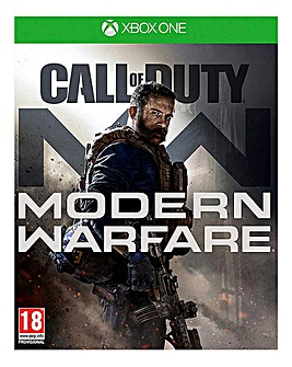 COD: Modern Warfare - Xbox One