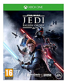 Star Wars: Jedi Fallen Order - Xbox One Disc