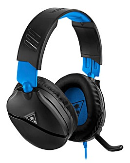 Turtle Beach 70P Black Headset