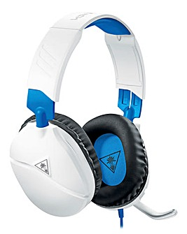 Turtle Beach 70P White Headset