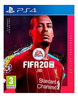 FIFA 20: Champions Edition - PS4
