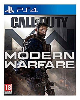 COD: Modern Warfare - PS4