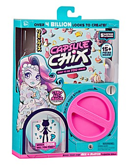 Capsule Chix Doll - CTRL + ALT + MAGIC