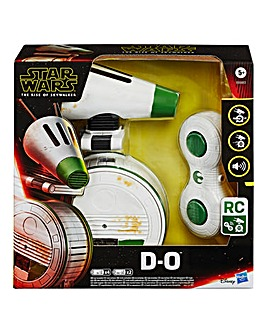 Star Wars Remote Control D-O Rolling Toy