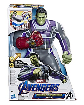 Marvel Avengers Power Punch Hulk