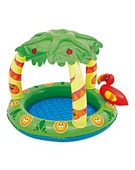 Friendly Jungle Play Pool