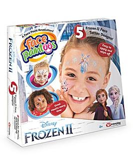 Face Paintoo Disney Frozen II