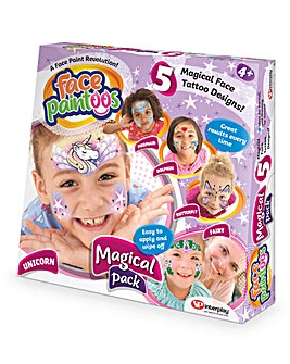 Face Paintoo Magical Pack