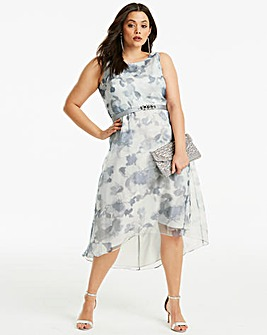 Joanna Hope Floral Prom Dress
