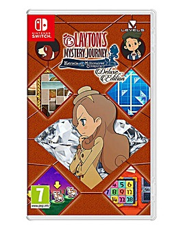 Laytons Mystery Journey - Switch