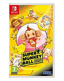 Super Monkey Ball Banana Blitz - Switch