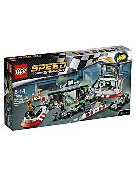 LEGO Speed Champions Mercedes F1 Team