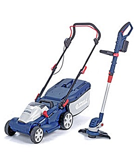 Spear & Jackson Lawnmower and Trimmer