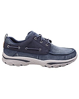 Skechers Creston Vosen Lace-Up Trainer
