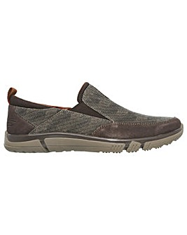 Skechers Edmen Bronte Slip-On Shoe