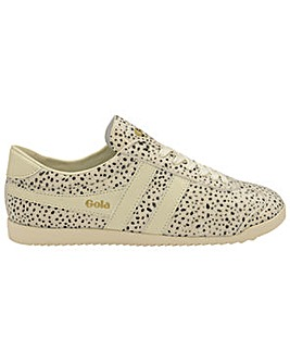 Gola Bullet Cheetah standard fit trainer