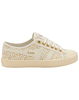 Gola Coaster Cheetah ladies trainers