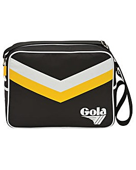 Gola Redford Chevron messenger bag