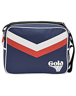 Gola Redford Chevron messenger bag