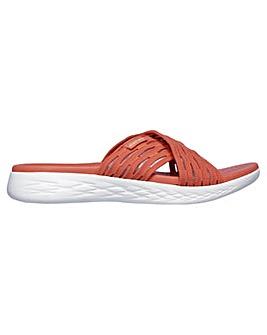 Skechers On-The-Go 600 Sunrise Sandal
