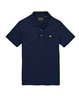 Lyle & Scott Mighty Logo Polo Shirt