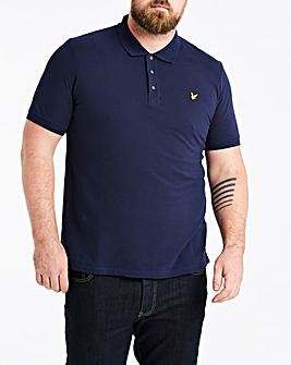 Lyle & Scott Logo Polo Shirt