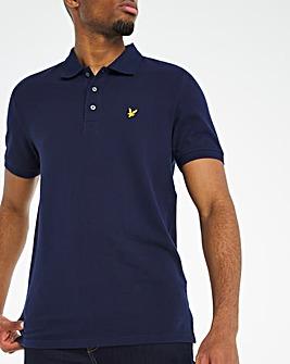 Lyle & Scott Logo Polo Shirt