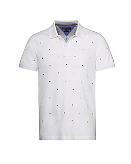 Tommy Hilfiger Mighty Embroidered Polo