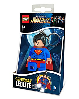 LEGO DC Superheroes Superman Key Light