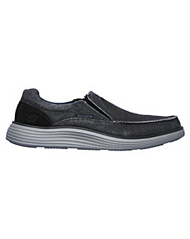 Skechers Status 2.0 Mosent Canvas Shoe