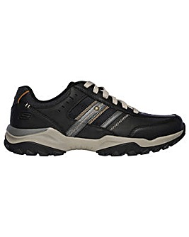 Skechers Henrick Delwood Leather Shoe