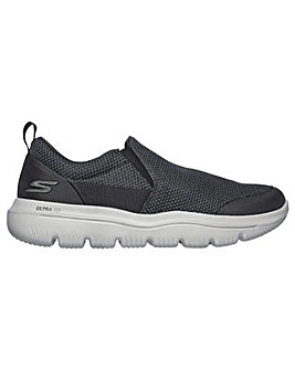 Skechers Ultra Go Twin Gore Slip On Shoe