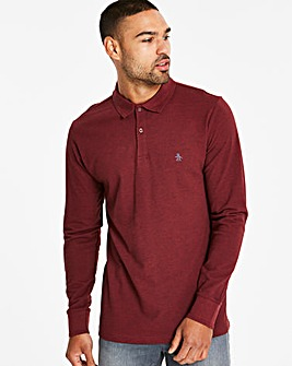 Original Penguin Raised Rib Polo R