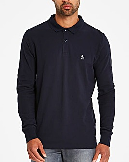 Original Penguin Raised Rib Polo L