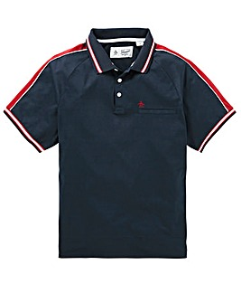 Original Penguin Colour Block Polo Long