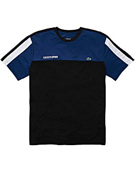 Lacoste Tall Colourblock T-Shirt