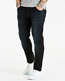 883 Police Black Wash Jean 29 In